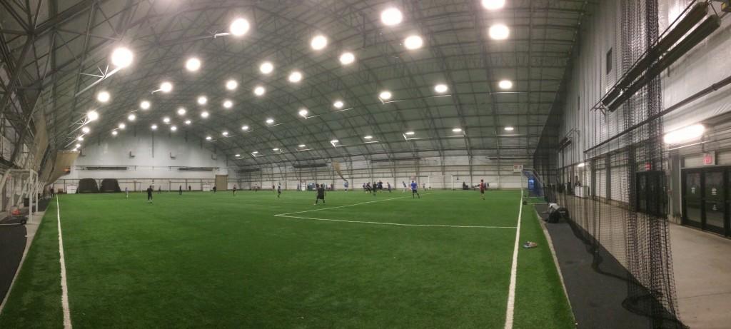 Indoor Sports Field