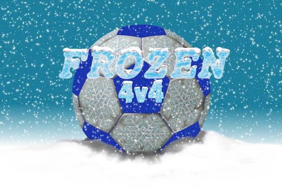 Frozen 4 v. 4 Logo